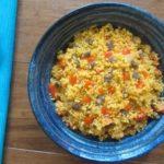Couscous Sierra Leone style