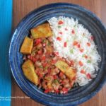 Black-eyed Bean and Sweet Potato Stew – Sierra Leone Style