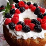 Brown Sugar Angel Food Cake