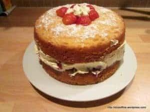 1-sponge cake manjiri