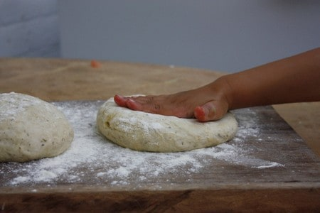 Easy Pizza Dough Recipe @ Recipes From A Pantry