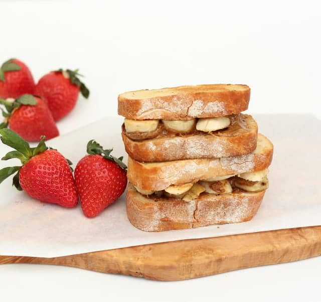 Grilled sandwich recipe @ Recipes From A Pantry