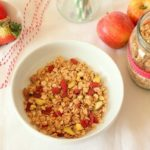 Goji Berry and Pistachio Granola