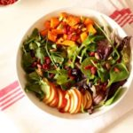 Roasted Butternut and Goji Berry Superfoods Salad