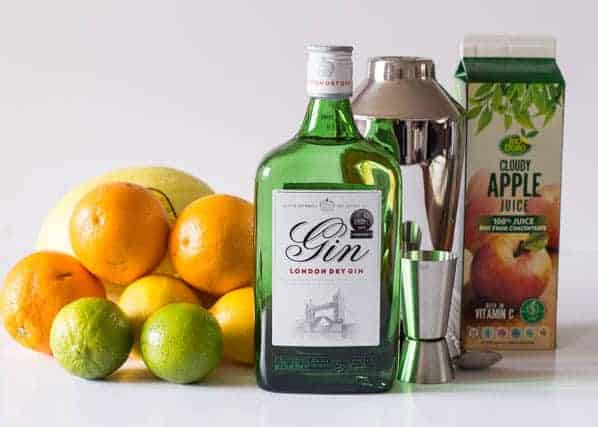 Gin Cocktail Recipe @ Recipes From A Pantry