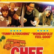 Chef DVD and Soundtrack Giveaway