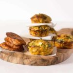 Mini Baked Plantain Frittatas