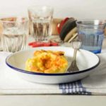 Ham and Cheese Bread Pudding and Perfect Hosting Tips