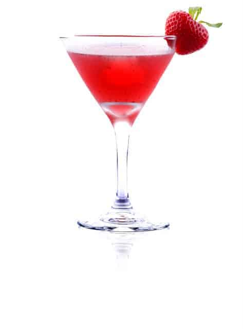 Strawberry Martini Recipe Recipes From A Pantry