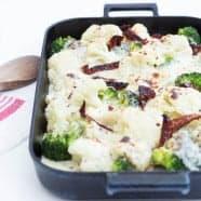 Cauliflower Broccoli Cheese – Cool Cookery