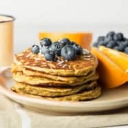 Coconut Plantain Pancakes #Glutenfree – Sierra Leone Flavours