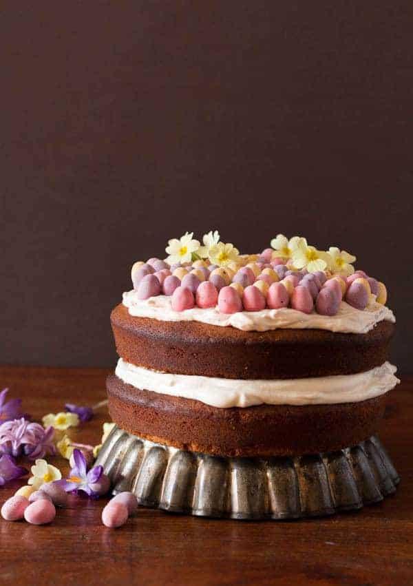 Hazelnut Cake Recipe | Recipes From A Pantry
