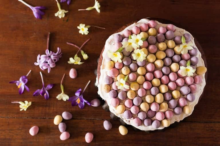 Easter Egg Cake | Recipes From A Pantry