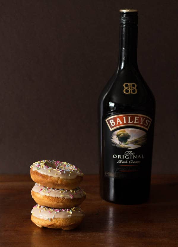 Baked Baileys Doughnuts | Recipes From A Pantry