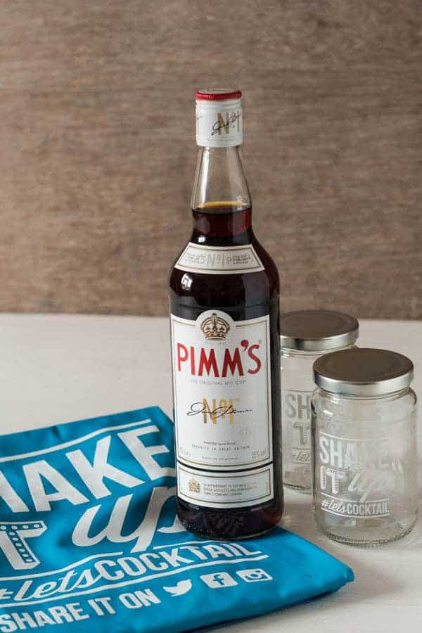 Pimm's no 1 and lemonade cocktail recipe | Recipes From A Pantry