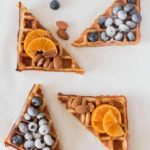 How to Make Plantain Waffles Recipe   Recipes From A Pantry