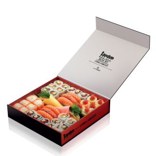 SushiShop London Box Review   Recipes From A Pantry