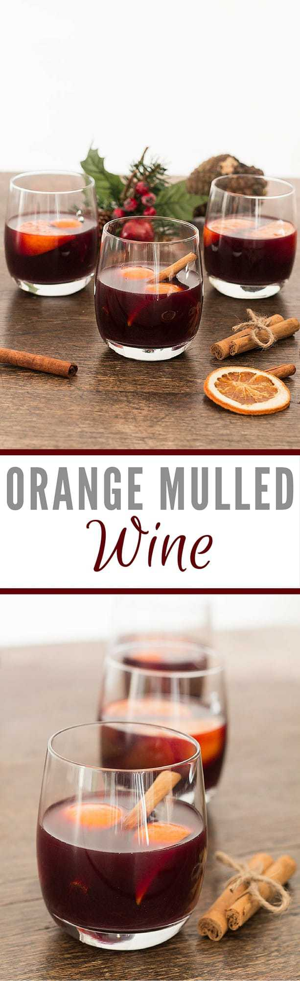 Orange Mulled Wine | Recipes From A Pantry