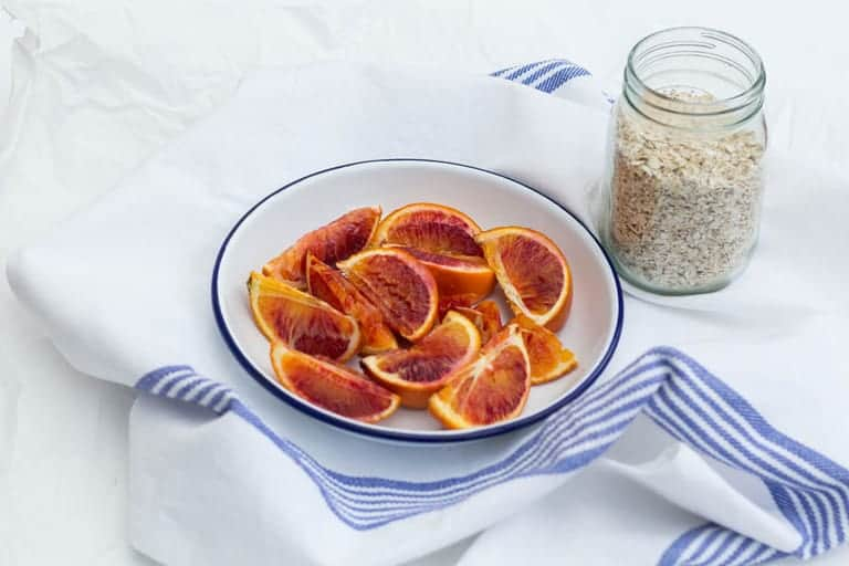 Roasted Blood Oranges Recipe | Recipes From A Pantry