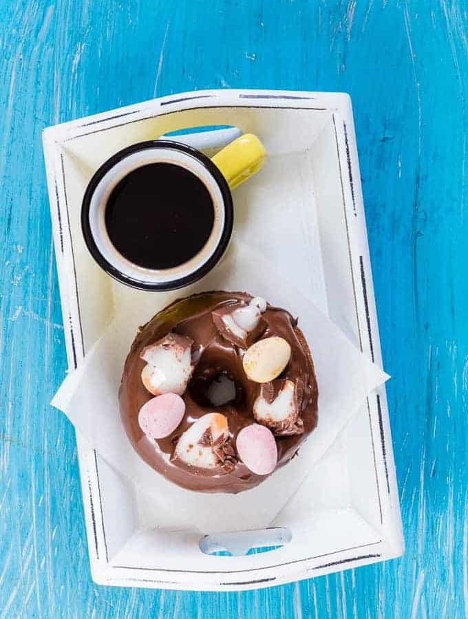 Cream-egg-nutella-doughnuts-recipe | Recipes From A Pantry