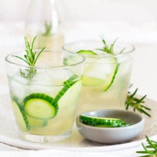 cucumber and rosemary infused ginger beer-29 | Recipes From A Pantry