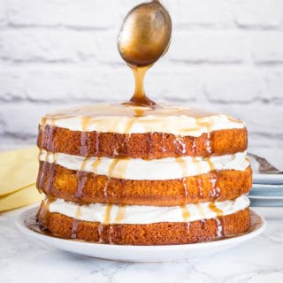 Coconut mango cake with coconut caramel-92 | Recipes From A Pantry