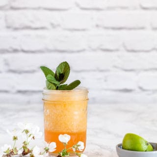 passionfruit coconut daiquiri -114 | Recipes From A Pantry