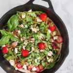15 min strawberry bacon pizza-30 | Recipes From A Pantry
