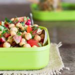 Harissa spiced Chickpea Salad -69 | Recipes From A Pantry
