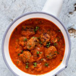 Meatball Jollof Stew | Recipes From A Pantry