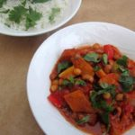 Vegetarian chilli – chocolate and butternut squash chilli