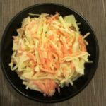 Easy Coleslaw {Gluten-Free}