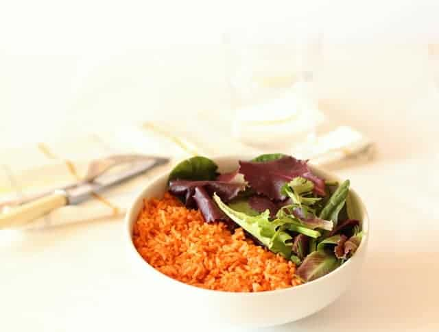 Jollof Rice @ Recipes From A Pantry