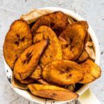How to Make Fried Plantains {Vegan, Paleo}