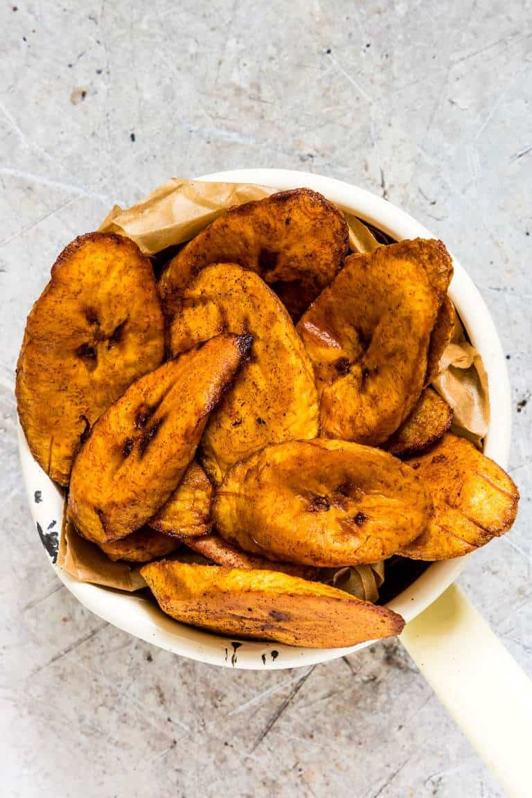 How To Make Fried Plantains Recipes From A Pantry