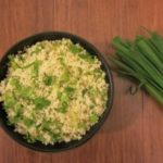 Lemon, lime and herb couscous