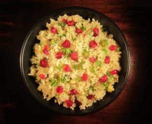 easy couscous recipe
