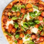 Chilli and Herb Pizza Dough Recipe
