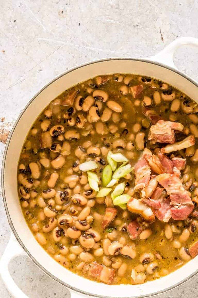 How To Cook Black Eyed Beans Black Eyed Peas