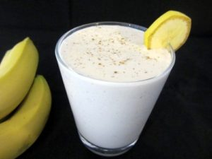 Cardamom smoothie