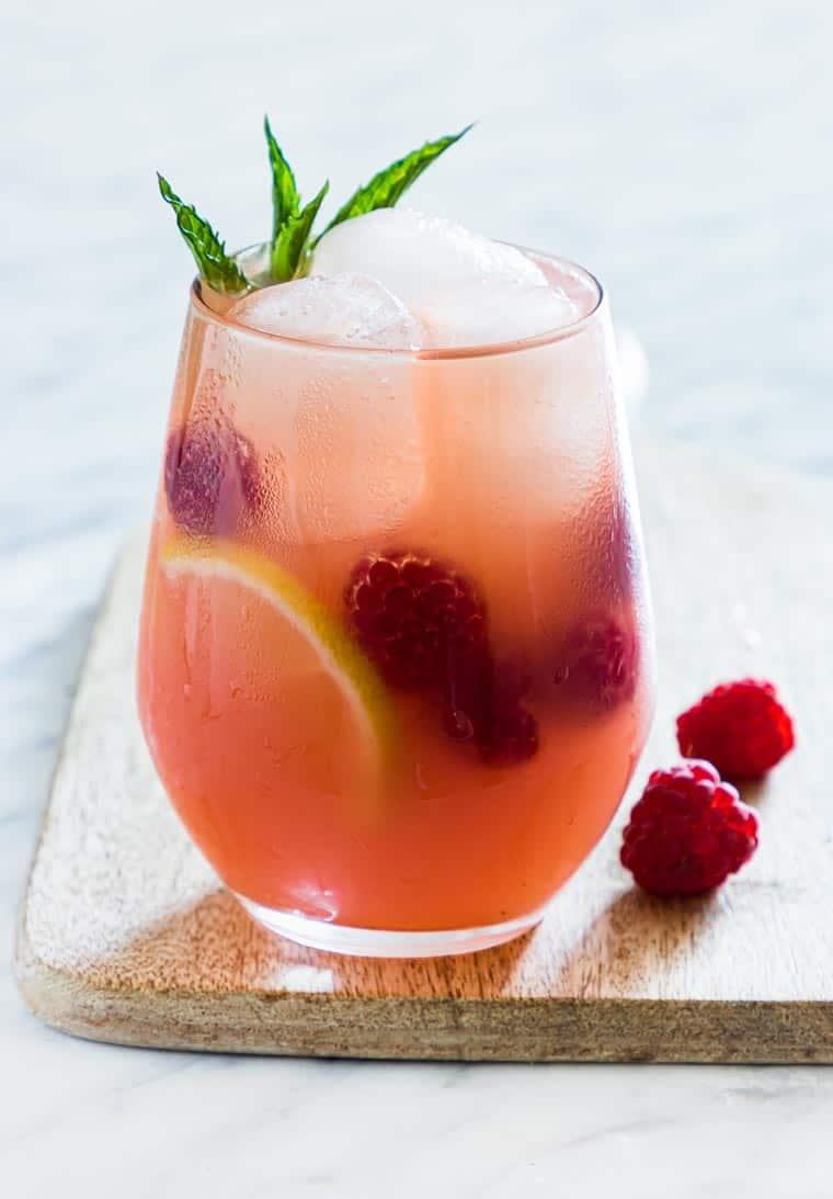 Raspberry Vodka Lemonade Recipes From A Pantry