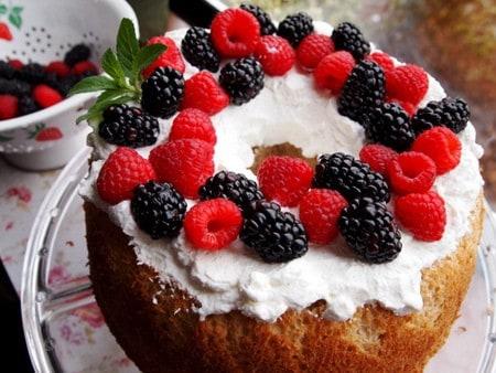 Gluten Free Pantry Angel Food Cake Mix