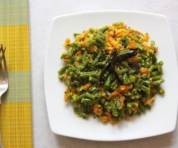 green bean recipe