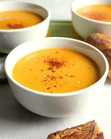 buttenut soup