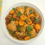 Apple Chicken Stew