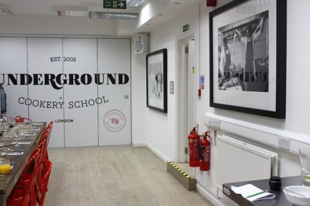 The Underground Cookery School
