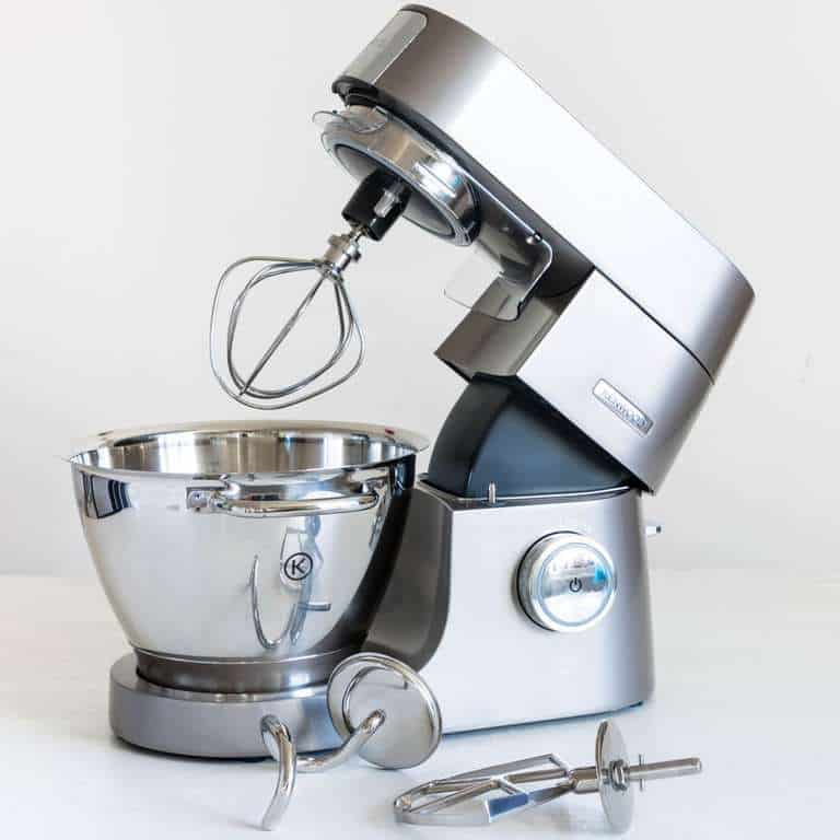 full kenwood chef with attachments