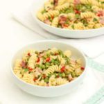 Pea and Bacon Pasta – Making Money Go Further Challenge
