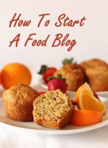 How to Start A Blog @ Recipes From A Pantry