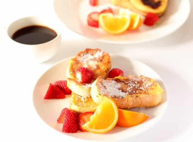 French Toast @ Recipes From A Pantry